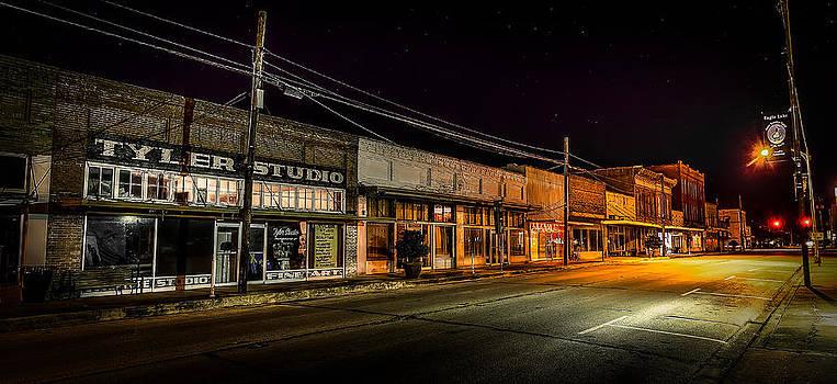 David Morefield - Eagle Lake Downtown