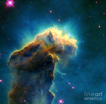 Science Source - Eagle M16-Ngc 6611-Eagle Nebula