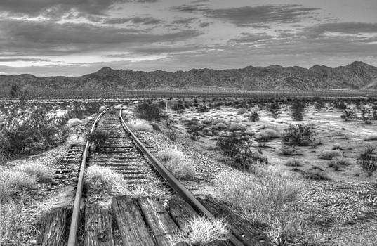 Eagle Mountain Tracks by Eric John Galleries