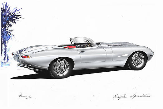 Eagle Speedster by Fred Otene