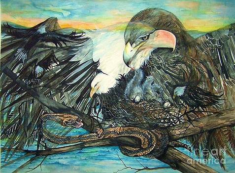 Eagles Nest by Laneea Tolley