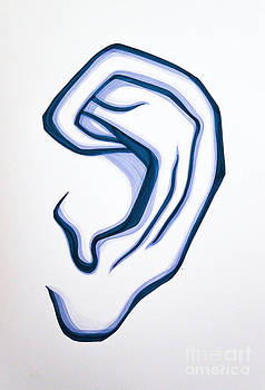 Ear by Aisha Klippenstein
