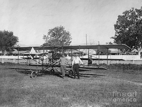 Gwyn Newcombe - Early Aviation Pre Flight