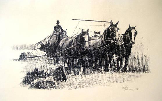 Early Harvest by Lynda Robinson