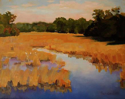 Early Morning Flight by Barbara Benedict Jones