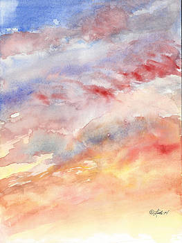 Early Morning Sky by Pam Little