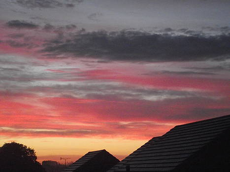 Early Morning Sunrise 4 by Martin Blakeley