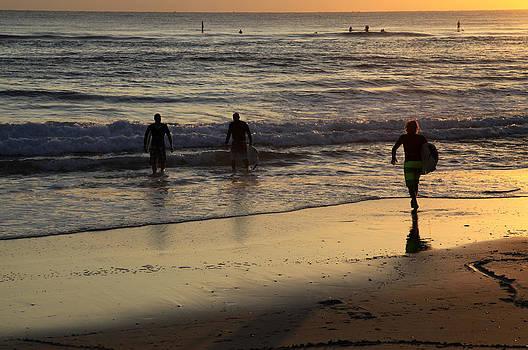 Noel Elliot - Early Morning Surf
