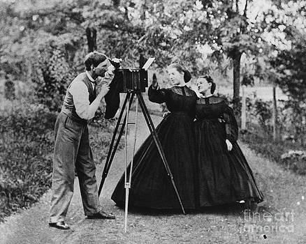 M E Warren - Early Photography