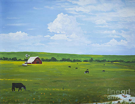 A Good Grass Year by Terry Anderson