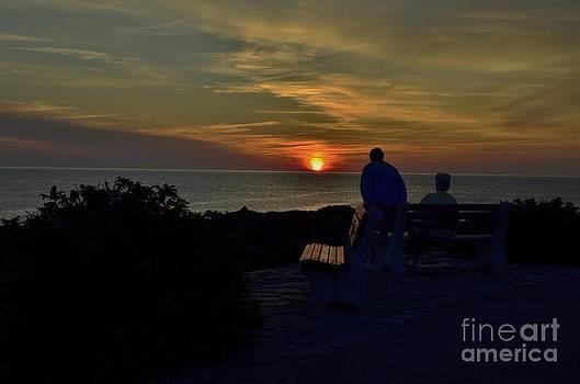 Joy Bradley - Early Sunrise On Marginal Way
