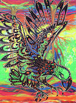 Earth Eagle by Lorinda Fore and Tony Lima