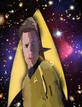 Earth Two Kirk by Jeffery Bray