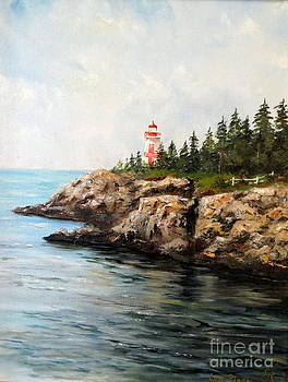 East Quoddy Head Light by Lee Piper