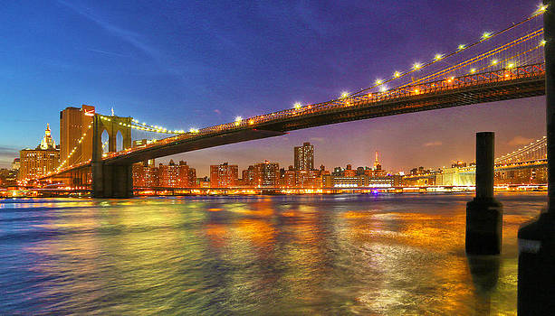 East River by Mitch Cat