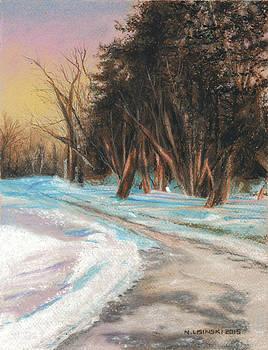Eastbourne Park Oshawa No. 3 by Norb Lisinski