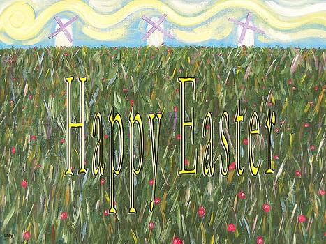 Easter 58 by Patrick J Murphy