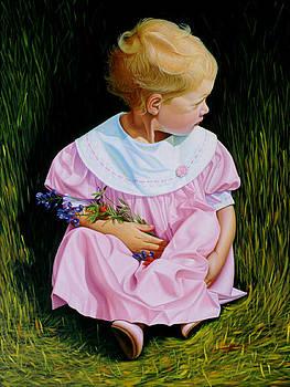 Easter Dress by Gary  Hernandez