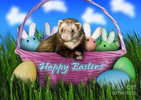Jeanette K - Easter Ferret