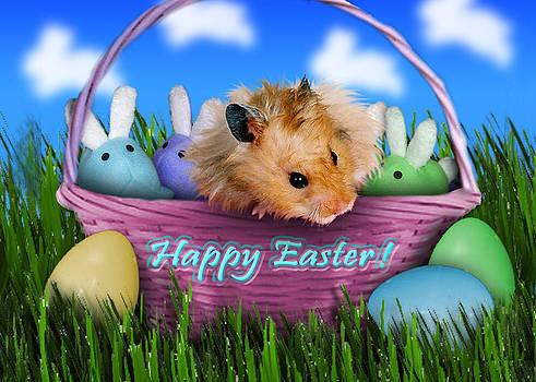 Jeanette K - Easter Hamster