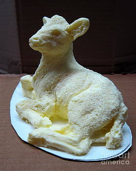 Easter Lamb by Jane Bucci