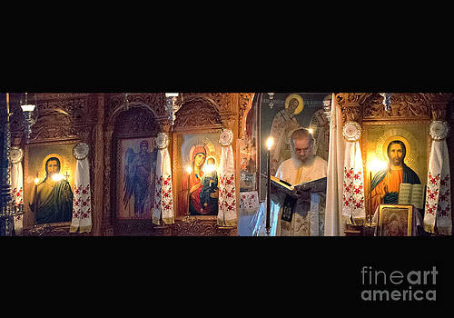 Easter Prayer by Mount Athos