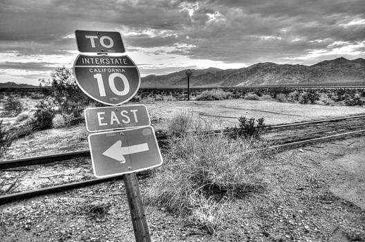 Eastward Bound by Eric John Galleries