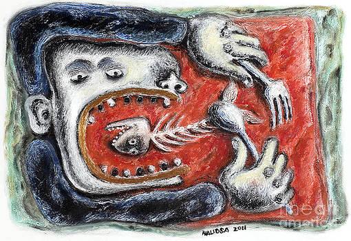 Eat Me - 2011 by Nalidsa Sukprasert