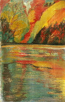 Anne-Elizabeth Whiteway - Echo Lake