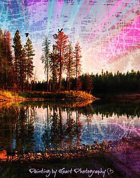 Deahn   Benware - Echo Lake