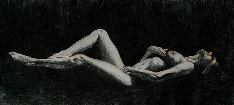 Ecstasy by Adina Bubulina
