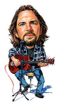 Eddie Vedder by Art
