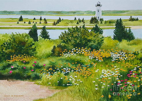 Karol Wyckoff - EDGARTOWN LIGHT