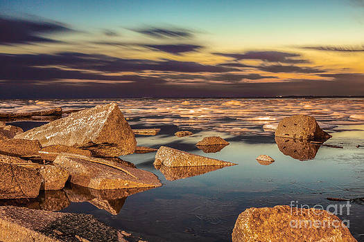 Edge of time by Chuck Alaimo