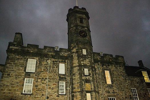 Edinburgh Castle by Bill Mock