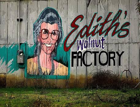 Edith's Walnut Factory by Jennifer Lawrence