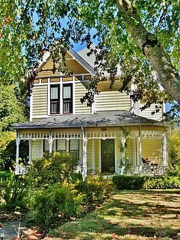 Edward Adams House by VLee Watson