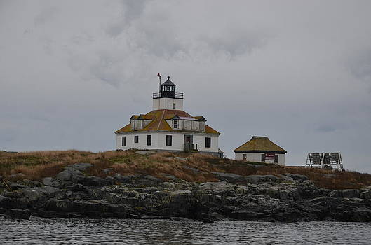 Egg Rock Lighthouse by Chandra Wesson
