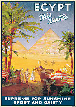 Egypt This Winter by Vintage