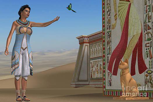 Corey Ford - Egyptian Amunet