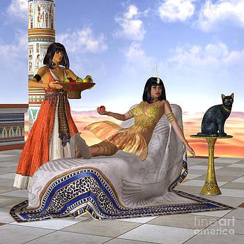 Corey Ford - Egyptian Cleopatra