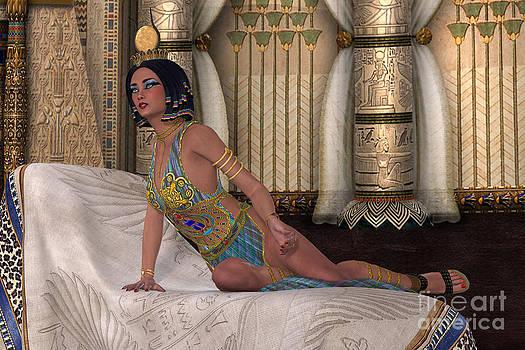 Corey Ford - Egyptian Lady