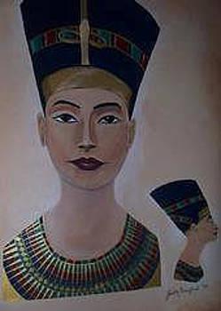 Egyptian Queen by Joetta Beauford