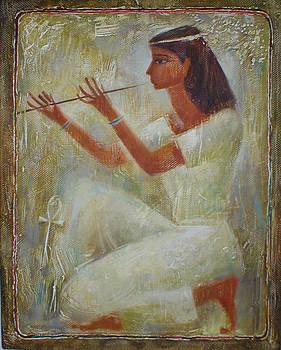 Egyptian by Valentina Kondrashova