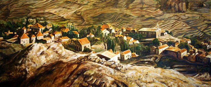 Ehden Lebanon by Lyndsey Hatchwell
