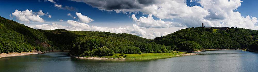 Eifel Panorama by Istvan Nagy