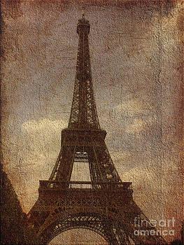 Eiffel by Soumya Bouchachi