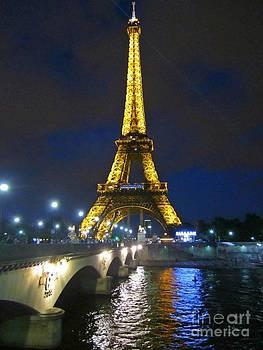 Crystal Loppie - Eiffel Tower at Night