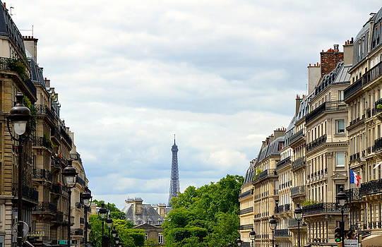 Corinne Rhode - Eiffel Tower