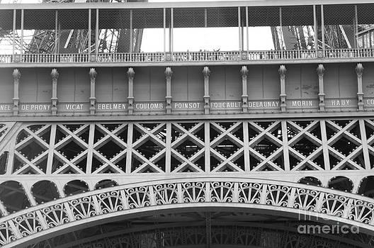 Eiffel Tower by Freda Sbordoni